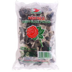 Datafood Dried Black Fungus Nam Meo
