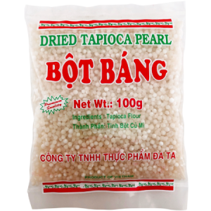 BBCG1065 - Ao Dai Lady - Tapioca Pearl - Bot Bang - Datafood Vietnamese food exporter