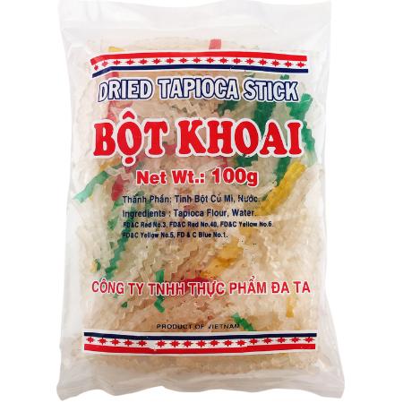 BKCG1041 -Ao Dai Lady - Tapioca Stick - Datafood Vietnamese food exporter