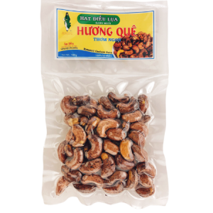 Datafood Roasted Cashew Nuts Hat Dieu Lua Rang Muoi