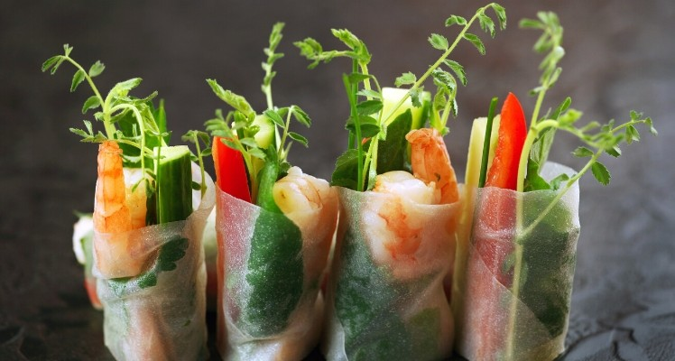 Rice Paper – A Traditional Food Ingredient From Vietnam