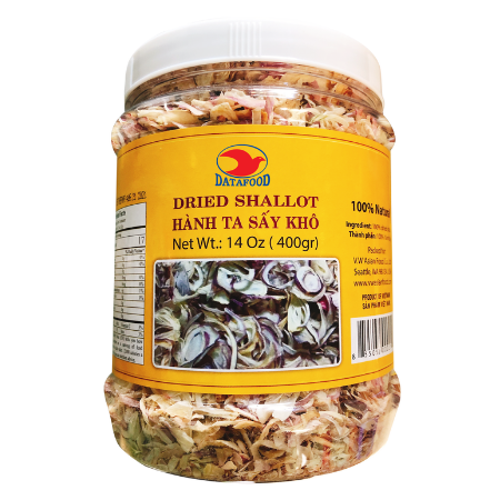 Dried Shallot 400gr