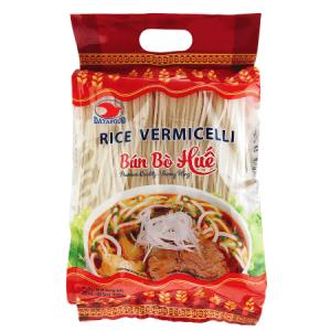 BBDT0609 - Rice Vermicelli Large Pacakge - Bun Bo Hue - Datafood Vietnamese food exporter